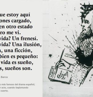 Tal día como hoy de 1600 nace Pedro Calderón de la Barca