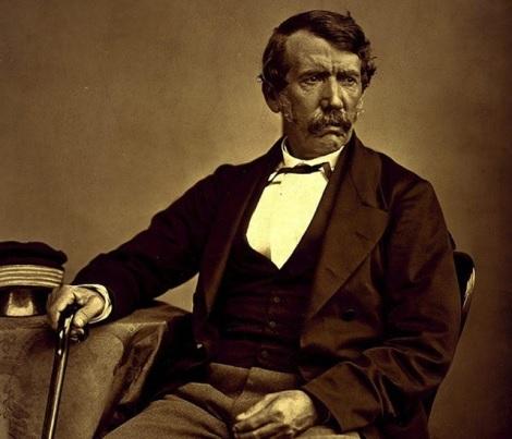 El explorador David Livingstone