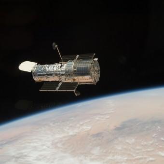 El 'Hubble', una ventana al universo desde hace 25 años