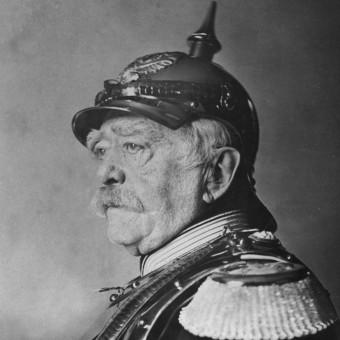 Un 1 de abril de 1815 nace Otto von Bismarck