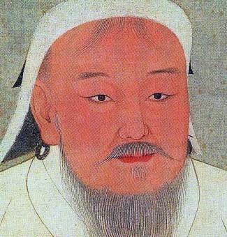 Gengis Kan, fundador del primer Imperio mongol