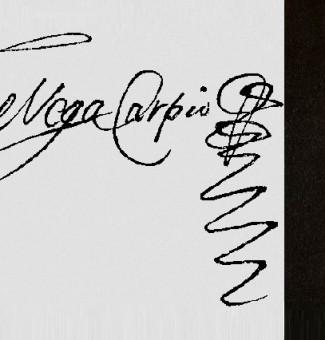Un 25 de noviembre de 1562 nace en Madrid Lope de Vega, uno de los más importantes poetas y dramaturgos del Siglo de Oro español
