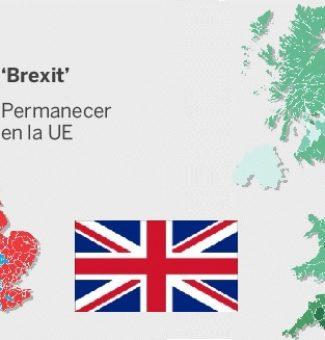 """Reino Unido vota por dejar la Unión Europea, ganó el """"Brexit"""""""