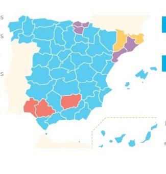 Los españoles dan otra oportunidad a Mariano Rajoy
