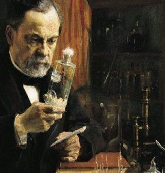 El 6 de Julio de 1885 Luis Pasteur aplicó la primer vacuna antirrábica