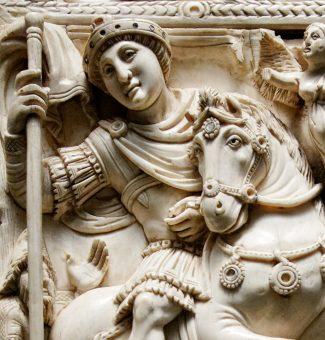 Un 1 de agosto de 527 fallece Justino I y Justiniano I se convierte en Emperador del Imperio bizantino