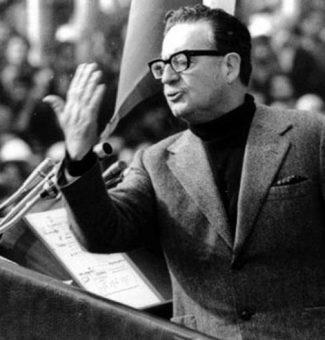 Un 4 de septiembre de 1970, Salvador Allende es elegido presidente de Chile