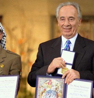 Muere Shimon Peres, el último de los fundadores de Israel