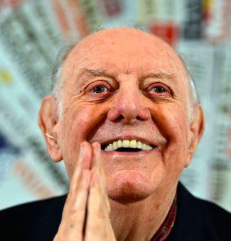 Dario Fo Nobel de literatura italiano, ha fallecido a los 90 años