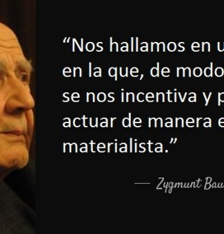 Muere el sociólogo Zygmunt Bauman