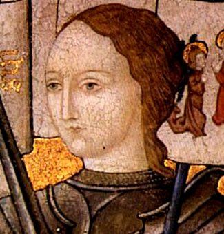 Un 6 de enero de 1412 nace Juana de Arco