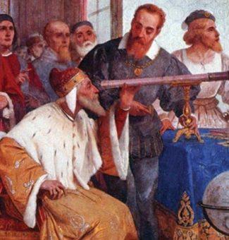 Un 15 de febrero de 1564 nace Galileo Galilei