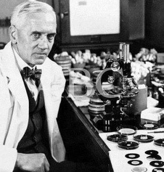 Un 11 de marzo de 1955 muere Alexander Fleming