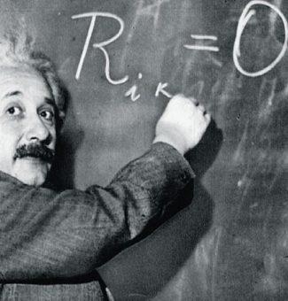 Tal día como hoy de 1879 nace Albert Einstein