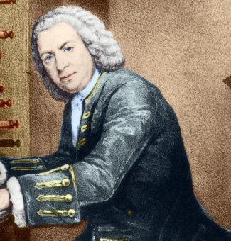 Un 31 de marzo de 1685 nace Johann Sebastian Bach