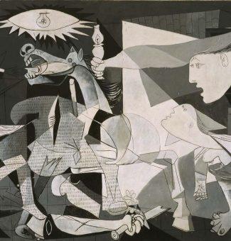 """80 años del """"Guernica"""", una de las pinturas más trágicas"""