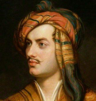 Tal día como hoy de 1824 fallece lord Byron, considerado uno de los escritores más versátiles e importantes del Romanticismo