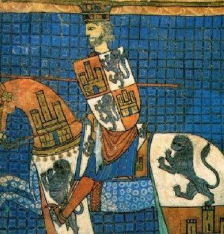 Un 4 de abril de 1284 fallece Alfonso X de Castilla