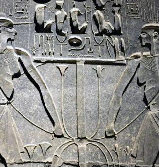 Ramsés II, uno de los más importantes faraones del antiguo Egipto