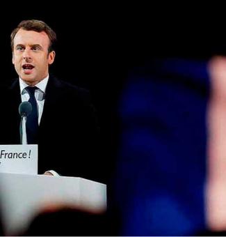 Emmanuel Macron se convierte en el presidente más joven de la República Francesa, a sus 39 años de edad.