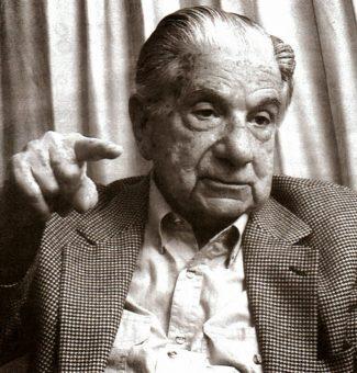 Centenario del nacimiento del escritor paraguayo Augusto Roa Bastos
