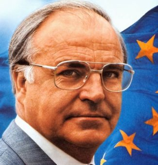Muere Helmut Kohl, artífice de la reunificación alemana