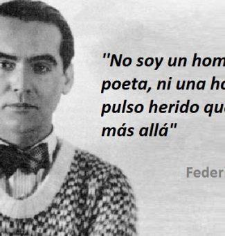 Un 18 de agosto de 1936: fusilan al poeta Federico García Lorca