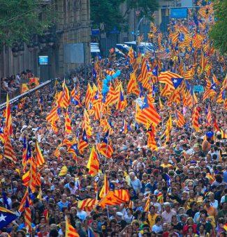 Proceso secesionista en Cataluña