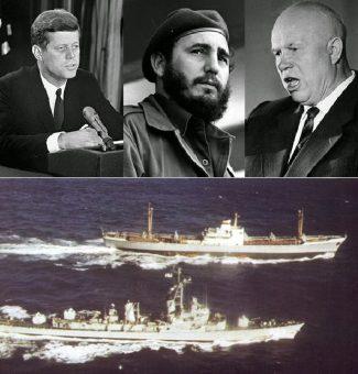 La Crisis de los misiles entre Estados Unidos, Cuba y la Unión Soviética en 1962