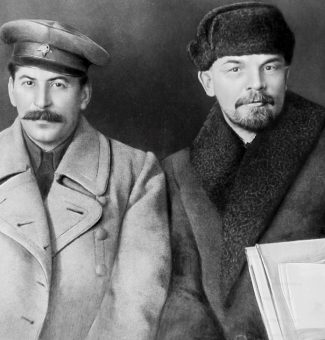 100 años de la revolución bolchevique en Rusia