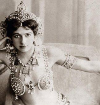 100 años de la muerte de Mata Hari, la espía más famosa de la historia