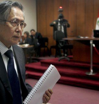 Indulto al expresidente del Perú Alberto Fujimori