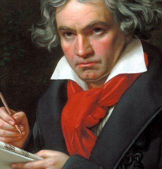 """Un 19 de diciembre 2002 la partitura de Sinfonía n.º 9 en re menor, op. 125, conocida también como """"Coral"""" es declarada Patrimonio de la Humanidad"""
