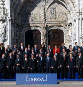 Décimo aniversario de la firma del Tratado de Lisboa