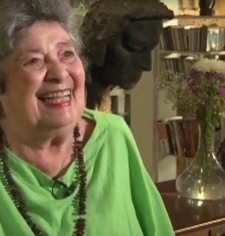 Fallece la escritora nicaragüense Claribel Alegría a los 93 años