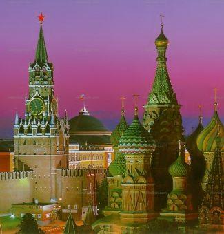 Moscú cumple 100 años como capital de Rusia