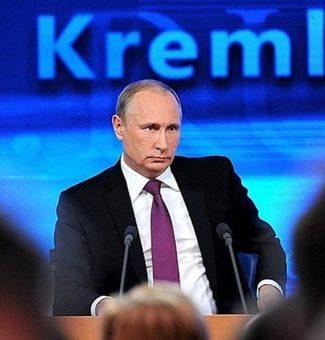 Vladímir Putin reelegido presidente de Rusia