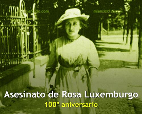 Asesinato-Rosalia-Luxemburgo
