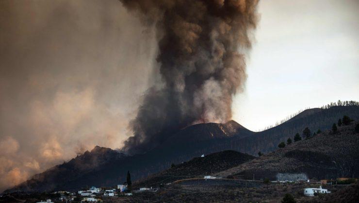 Erupción en Cumbre Vieja, La Palma